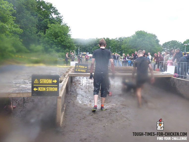 Mud Masters Obstacle Run 2015, Hindernis Sizzler