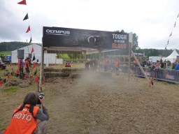 Tough Mudder NRW 2015, Hindernis Electroshock