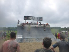 Tough Mudder NRW 2015, Hindernis Everest 2.0