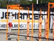 TOUGHEST 24H XTREME 2015, Hindernis Toughest Rig TC Beginn