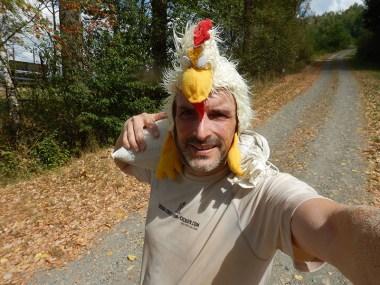 Hammer Run Hirschau 2015, Hindernis Der Schlepper Tough Chicken