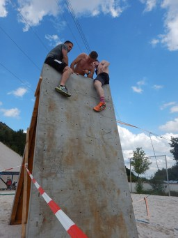 Hammer Run Hirschau 2015, Hindernis Walls 4