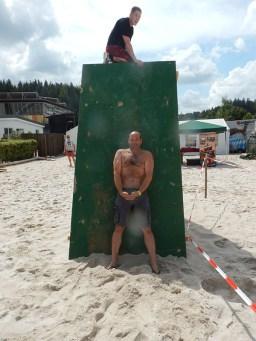 Hammer Run Hirschau 2015, Hindernis Walls