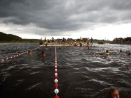 Hindernislauf Belgien, Battle of Thor 2015, Hindernis Waterfest Start