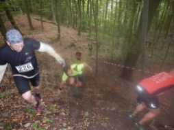 Hindernislauf Hessen, Bad Wolf Dirt Run 2015, Trail Wald