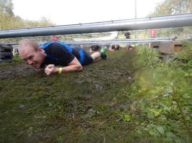 Hindernislauf Nordrhein-Westfalen, XLETIX Challenge Ruhrgebiet 2015, Hindernis Creepy Crawl