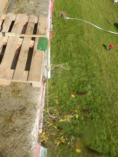 Hindernislauf Nordrhein-Westfalen, XLETIX Challenge Ruhrgebiet 2015, Hindernis Rocky Ropes 2