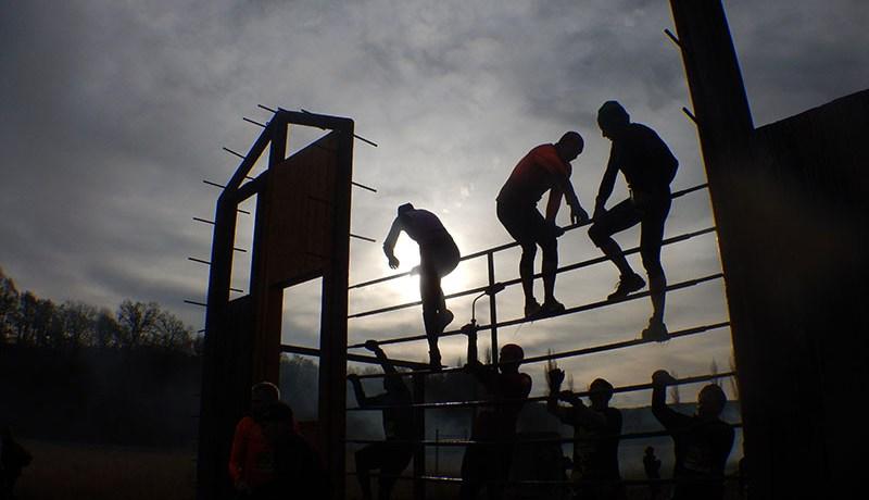 Hindernislauf Thüringen, Getting-Tough - The Race 2015, Rudolstadt, Impression Rennbahn