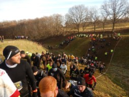 Hindernislauf Thüringen, Getting-Tough - The Race 2015, Rudolstadt, Impression Slalom