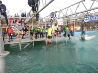 Hindernislauf Thüringen, Getting-Tough - The Race 2015, Rudolstadt, Saisonfinale Signal Iduna Arena hangeln