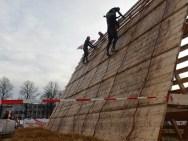 Hindernislauf Thüringen, Getting-Tough - The Race 2015, Rudolstadt, Saisonfinale Walk of Fame Pyramide