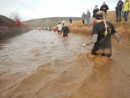 Hindernislauf Thüringen, Getting-Tough - The Race 2015, Rudolstadt, Saisonfinale Wassergraben
