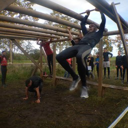 Strong Viking Obstacle Run brother edition 2015, Hindernis Gunnors Struggle