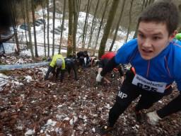 Bild Hindernislauf Bayern, Braveheartbattle 2016, Hill 400 Aufstieg
