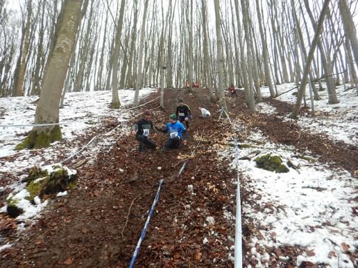 Hindernislauf Bayern, Braveheartbattle 2016, Hill 400