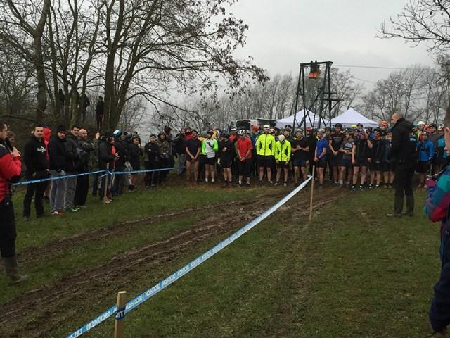 Hindernislauf Belgien, 24H XTREME Team Running 2016, Start