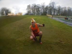 Tough-Chicken-Hindernislauf-Rat-Race-Double-Burghley-England