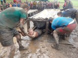 Tough Mudder, Hindernislauf NRW, Hindernis Birth Canal 8926