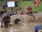 Tough Mudder, Hindernislauf NRW, Hindernis Feuchtgebiet Wasserloch
