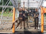 Tough Mudder, Hindernislauf NRW, Hindernis Funky Monkey 2.0 1