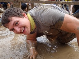 Tough Mudder, Hindernislauf NRW, Hindernis Kiss of Mud 2.0 1
