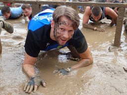 Tough Mudder, Hindernislauf NRW, Hindernis Kiss of Mud 2.0 Kevin