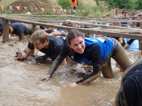 Tough Mudder, Hindernislauf NRW, Hindernis Kiss of Mud 2.0 Lea