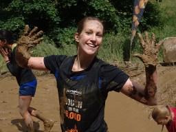 Tough Mudder, Hindernislauf NRW, Hindernis Mud Mile 2.0 Sabine