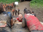 Tough Mudder, Hindernislauf NRW, Hindernis Pyramid Scheme On Top