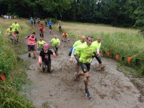 Tough Mudder, Hindernislauf NRW, vor Kiss of Mud 2.0