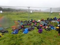 Rat Race Man vs. Mountain, Hindernislauf Wales, Bag Drop
