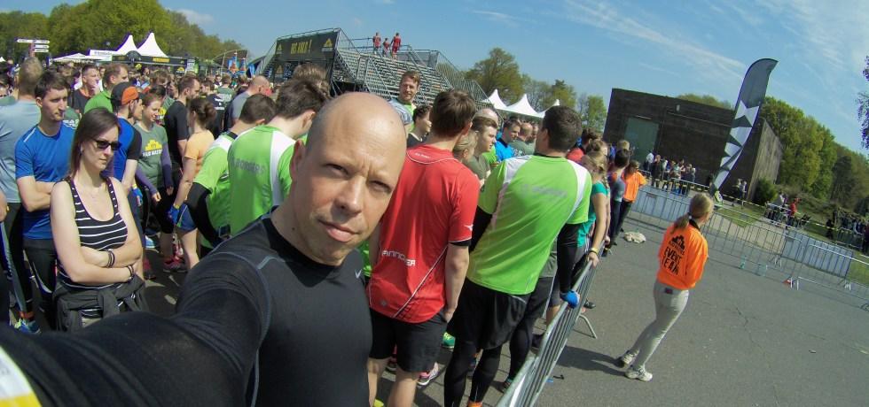 Mud Masters Obstacle Run 12 km, Hindernislauf Deutschland, Alexander beim Start