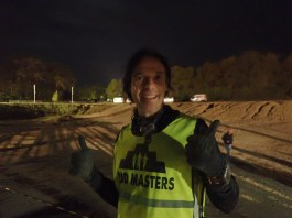 Mud Masters Obstacle Run Night Shift, Hindernislauf Deutschland, Franki