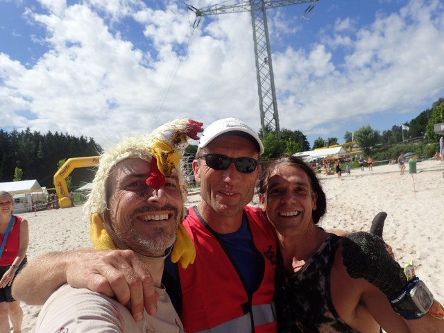 Sandblaster Run, Hindernislauf Deutschland, Tough Chicken, Nate, Franki