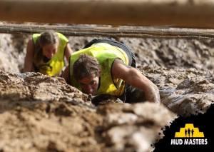 Mud Masters Obstacle Run, Hindernislauf Deutschland, Hindernis Stacheldraht
