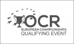 Logo OCR European Championship Qualifying Event