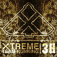 Logo 3h Xtreme Team Running