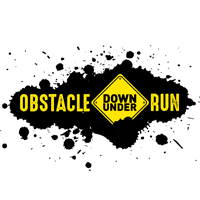 Logo Down Under Obstacle Run