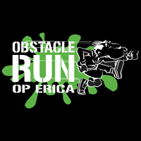 Logo Obstacle Run Op Erica