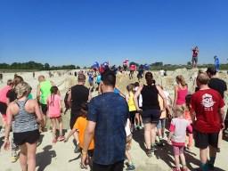 Mud Masters Family Run, Hindernislauf Deutschland, Hindernis Mud Trenches