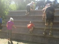 Mud Masters Family Run, Hindernislauf Deutschland, Wall