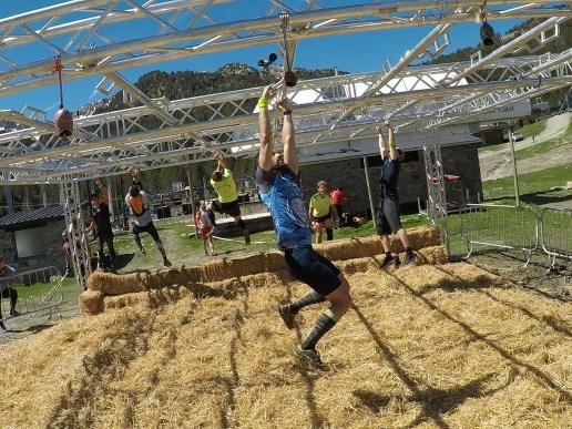 Spartan Race Beast, Spartan Mountain Series Europe, Hindernislauf Andorra, Hindernis The Twistah