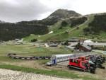 Spartan Race Beast, Spartan Mountain Series Europe, Hindernislauf Andorra, Start-Ziel Bereich