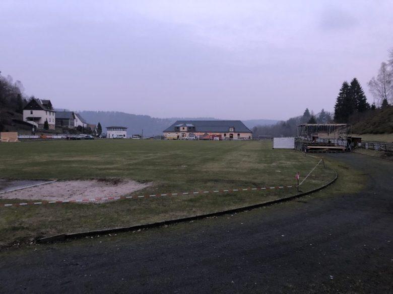 Braveheart Battle, Hindernislauf Thüringen, Event-Arena