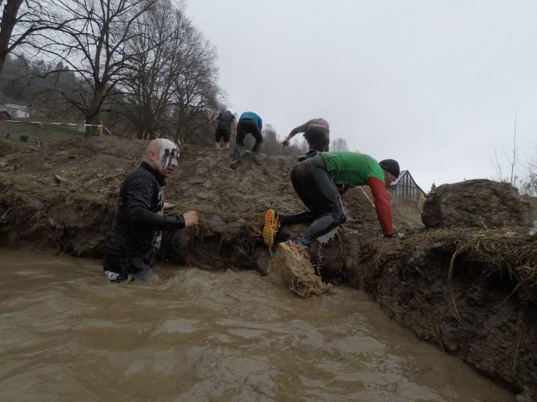 Braveheart Battle, Hindernislauf Thüringen, Hindernis Mud
