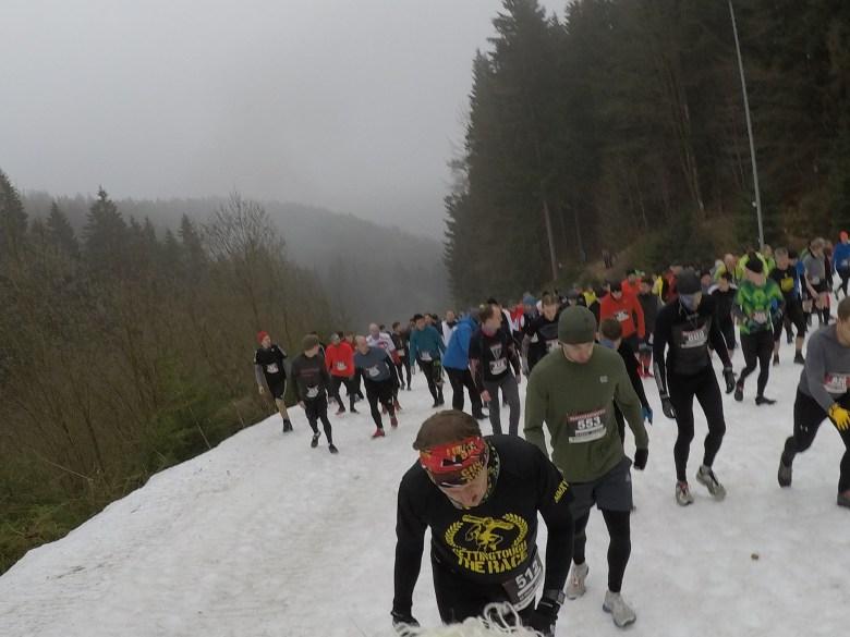 Braveheart Battle, Hindernislauf Thüringen, Kill Hill