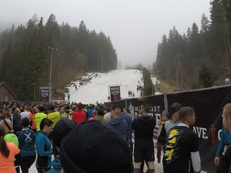 Braveheart Battle, Hindernislauf Thüringen, Startbereich