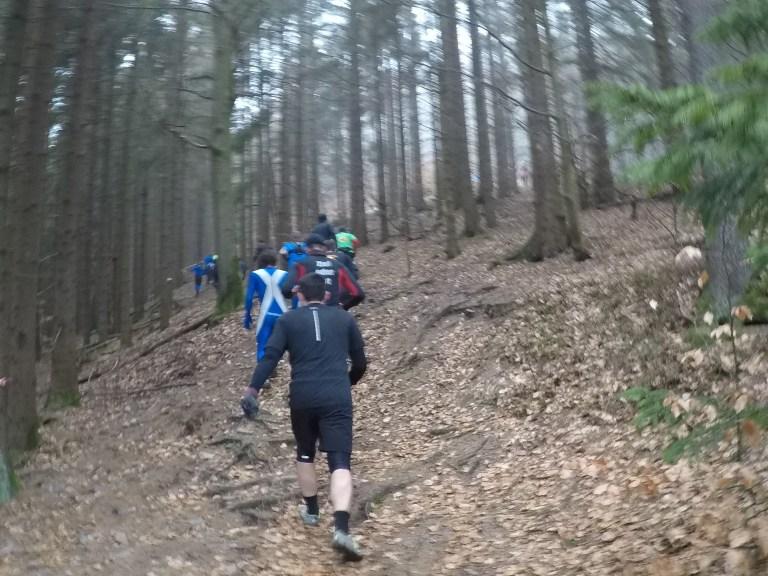 Braveheart Battle, Hindernislauf Thüringen, Uphill