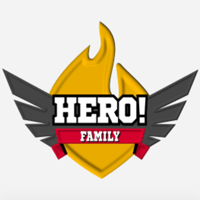 Logo Hero Run Family Edition