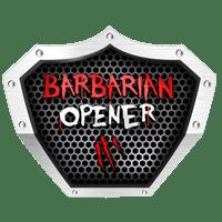 Logo Barbarian Opener